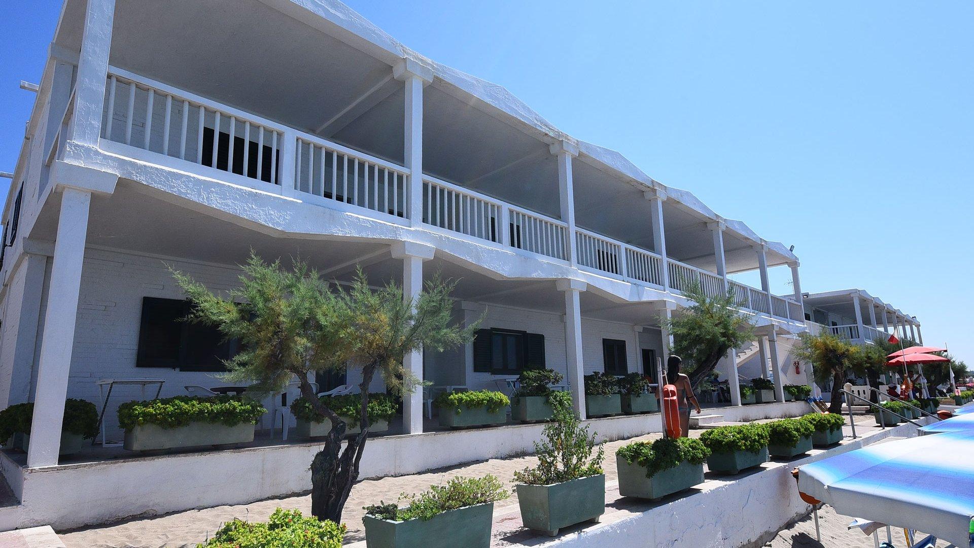 Casa vacanze lido san giovanni for Piani casa del sud del cottage