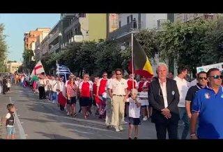Cerimonia di Apertura Gallipoli - Mondiali Canna da Natante 2019